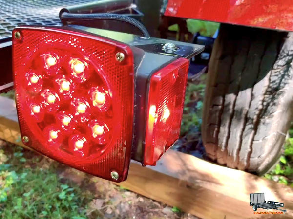 How I Rewired My Utility Trailer Lights